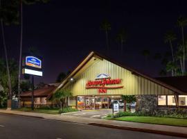 Howard Johnson University Inn - SDSU - San Diego State University, hotel in San Diego