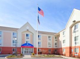 Candlewood Williamsport, an IHG Hotel, hôtel à Williamsport