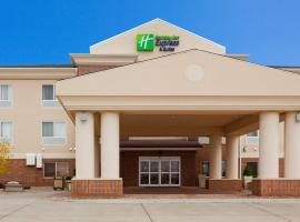 Holiday Inn Express & Suites Yankton, hotel v destinaci Yankton