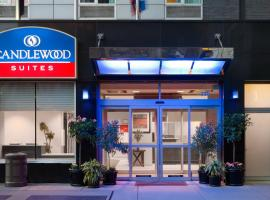 Candlewood Suites NYC -Times Square, hotel en Times Square, Nueva York