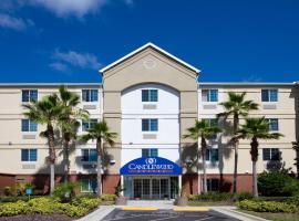 Candlewood Suites Lake Mary, hotel near Orlando Sanford International Airport - SFB, Lake Mary