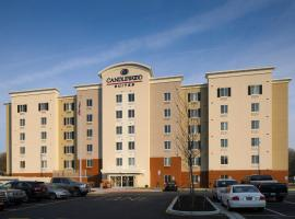 Candlewood Suites - Newark South - University Area, hôtel à Newark