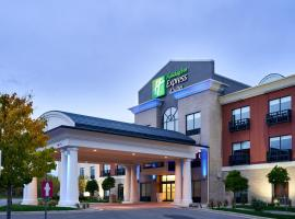 Holiday Inn Express Hotel & Suites Dieppe Airport, an IHG Hotel, hotel em Moncton