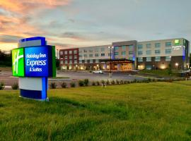 Holiday Inn Express & Suites Raleigh Airport - Brier Creek, hotel near Raleigh-Durham International Airport - RDU, Raleigh