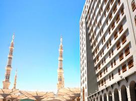 Taiba Suites Madinah, hotel perto de Aeroporto Internacional Príncipe Mohammad Bin Abdulaziz - MED, Medina
