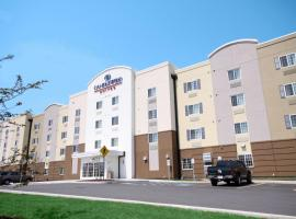 Candlewood Suites Watertown Fort Drum, hotel near OLG Casino Thousand Islands, Evans Mills