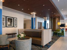 Holiday Inn Express & Suites - Tulsa Downtown - Arts District, hotel in Tulsa