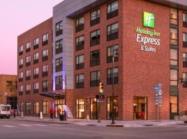 Holiday Inn Express & Suites - Tulsa Downtown - Arts District, an IHG hotel, hotel in Tulsa