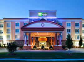 Holiday Inn Express Tulsa South Bixby, hotel in Tulsa