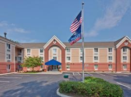 Candlewood Suites - East Syracuse - Carrier Circle, hotel near Syracuse Hancock International Airport - SYR, East Syracuse