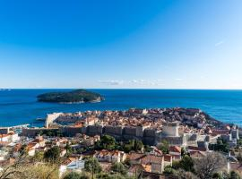 The View, apartment in Dubrovnik