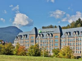 Holiday Inn North Vancouver, an IHG Hotel, hotel near Olympic Village Skytrain Station, North Vancouver