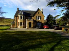 Kiltearn Guest House, country house in Evanton