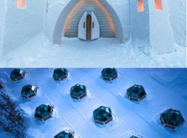 Arctic SnowHotel & Glass Igloos, hotel near Santa Claus Village - Main Post Office, Sinettä