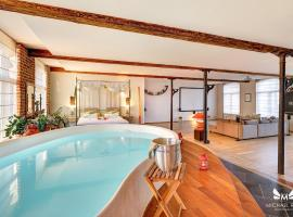 Baiser de Cupidon, love hotel in Verviers