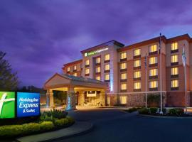 Holiday Inn Express & Suites Huntsville, hotel em Huntsville