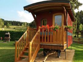 Camping Chez Prosper, campground in Fournels