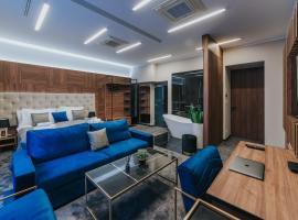 Ilica Luxury Center, apartment in Zagreb
