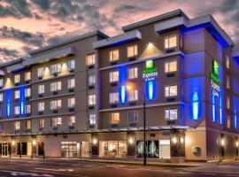 Holiday Inn Express & Suites Victoria-Colwood, hotel in Colwood