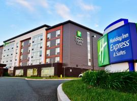 Holiday Inn Express & Suites St. John's Airport, an IHG Hotel, hotel in St. John's