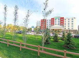 Holiday Inn Express and Suites Calgary University, an IHG Hotel, hotel in Calgary
