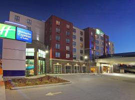 Holiday Inn Express and Suites Calgary University, hotel em Calgary