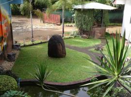ECO LANKA HOLIDAY RESORT UDAWALAWE, hotel in Udawalawe