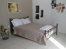 Modern apartment, near Athens Airport, hotel in Markopoulo