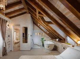 Luxury Rooms MA de Dominis, budget hotel in Split