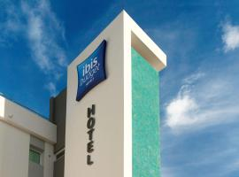 ibis budget Dunkerque Grande Synthe, hotel dicht bij: Dunkerque Hospital, Groot-Sinten