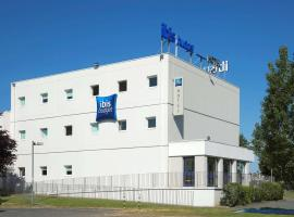 ibis budget Poitiers Sud, hotel in Poitiers