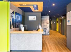 ibis budget Saint Malo Centre, отель в Сен-Мало