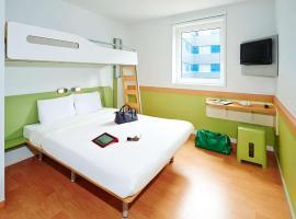 ibis Budget Boulogne Sur Mer Centre les Ports, hotel in Boulogne-sur-Mer