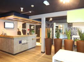 Hotel Ibis Budget Abbeville, hotel in Abbeville