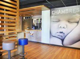 ibis budget Lisieux, accessible hotel in Lisieux