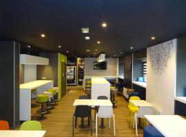 ibis Budget Caen Centre Gare, accessible hotel in Caen