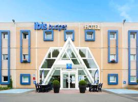 ibis budget Lille Villeneuve D'Ascq, hotel in Villeneuve d'Ascq