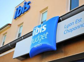 ibis budget Lyon Est Chaponnay, hotel near Business Park of the Vallée de l'Ozon, Chaponnay