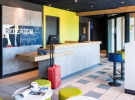 ibis budget Orly Chevilly Tram 7, hotel near Paris - Orly Airport - ORY,