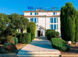 ibis budget Nimes Marguerittes - A9, hotel in Marguerittes