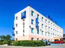 ibis Budget Hotel Vitrolles, hôtel  près de: Aéroport de Marseille Provence - MRS