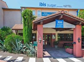 Ibis Budget Avignon Nord, hotel i Le Pontet