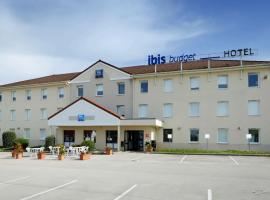 Ibis Budget Dole-Choisey, hotel near Val d'Amour Golf Course, Dole