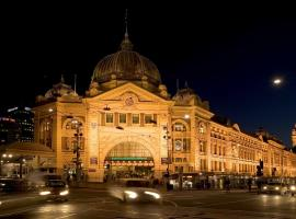 ibis Budget - Melbourne CBD, hotell Melbourne'is