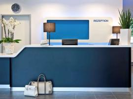 ibis budget Belfort Centre, hotel in Belfort