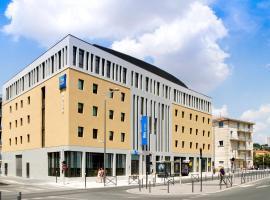 ibis budget Gare de Poitiers, hotel near Poitiers-Biard Airport - PIS,