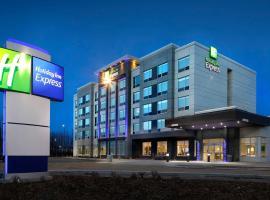 Holiday Inn Express - Red Deer North, an IHG Hotel, hotel em Red Deer