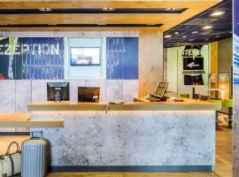 Hotel Ibis Budget Deauville, hôtel à Deauville