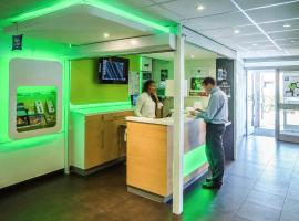 ibis budget Aeroport le Bourget Garonor, hotel in Le Blanc-Mesnil