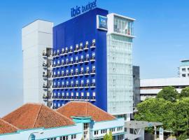 Ibis Budget Bandung Asia Afrika, hotel in Bandung